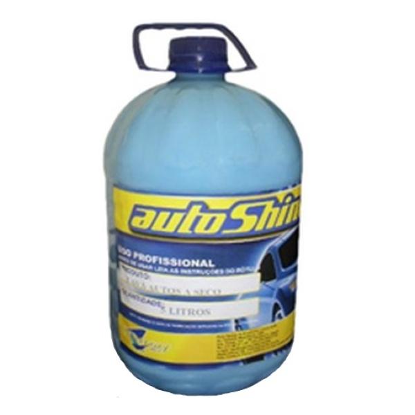 Shampoo Para Limpeza A Seco Clean Express Autoshine 5 Litros