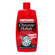 Chrome Polish - Polidor De Cromados 355ml Mothers