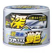 Cera Water Block Wax Gloss Branca Repelente 200g Soft99