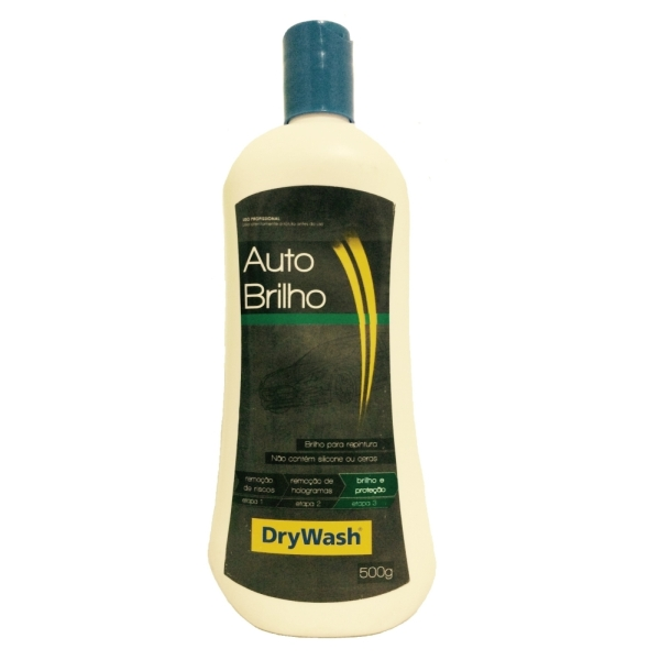 Polidor Auto Brilho Drywash 500g