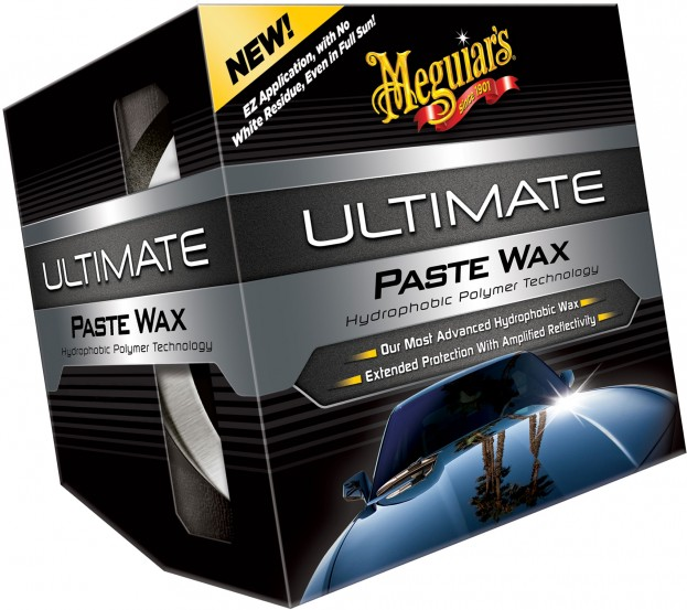 Cera Ultimate Em Pasta Meguiars - Ultimate Paste Wax  G18211 (311G)