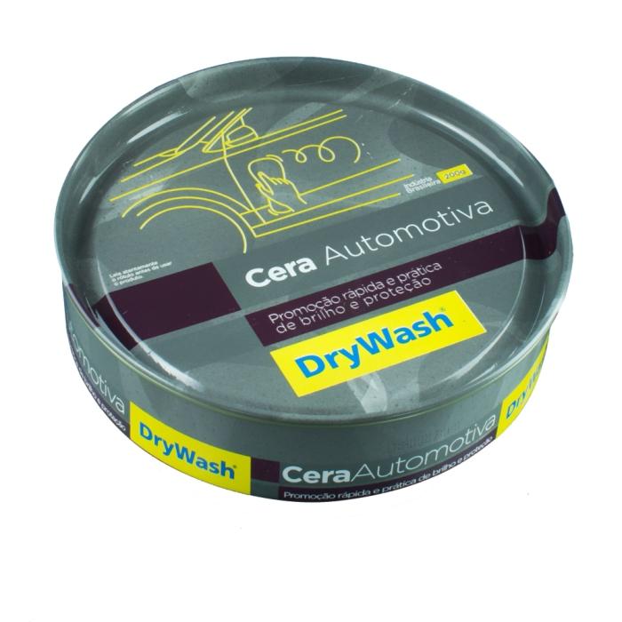 Cera Automotiva Drywash 200gr