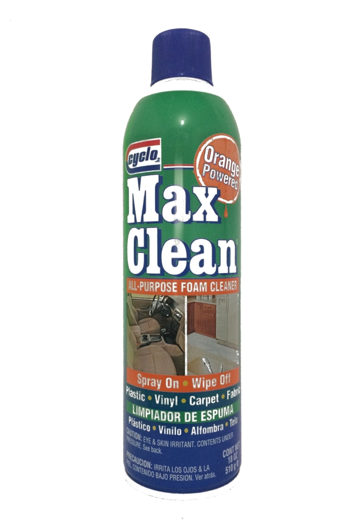 Max Clean All Purpose Foam Cleaner - Espuma Limpadora de Superf�cies - (534ml) Cyclo