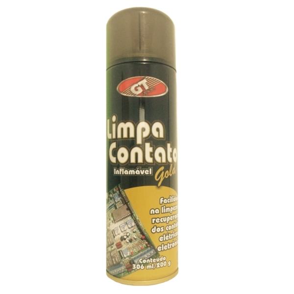 Limpa Contato GT2000 Gold 306ml