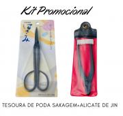 Kit Promocional Ferramentas Importadas de 2 itens