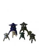 Torô Miniatura em Cerâmica