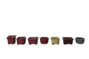 Vaso de Cerâmica Japonês MAME J1990