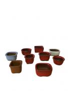 Vaso de Cerâmica Japonês MAME - Ref. J2990