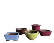 Vaso de Cerâmica Japonês MAME - J3990