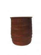 Vaso de Cerâmica Nacional Izumi - Ref. KED14CMA