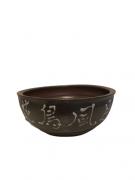 Vaso de Cerâmica Nacional Izumi - Ref. RED22N06