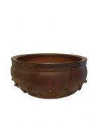 Vaso de Cerâmica Nacional Izumi - Ref. TAD21CM