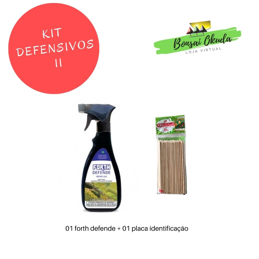 Kit Promocional Defensivos II