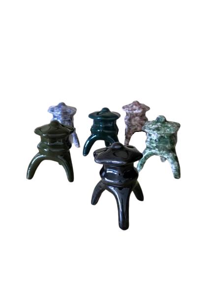 Torô Miniatura em Cerâmica - Ref. 203