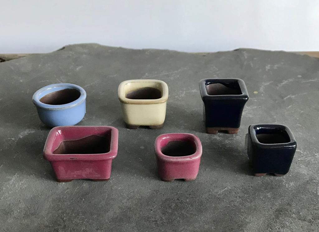 Vaso de Cerâmica Japonês MAME - J1990