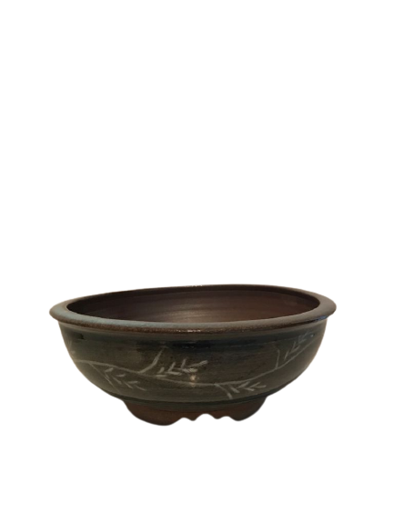 Vaso de Cerâmica Nacional Izumi - Ref. RED22N08