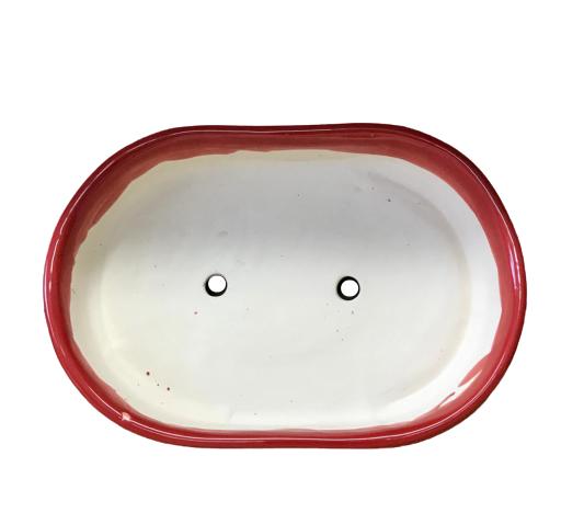 Vaso de Cerâmica Nacional Petrópolis - Ref. 117