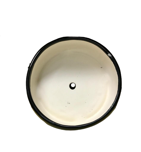 Vaso de Cerâmica Nacional Petrópolis - Ref. 124