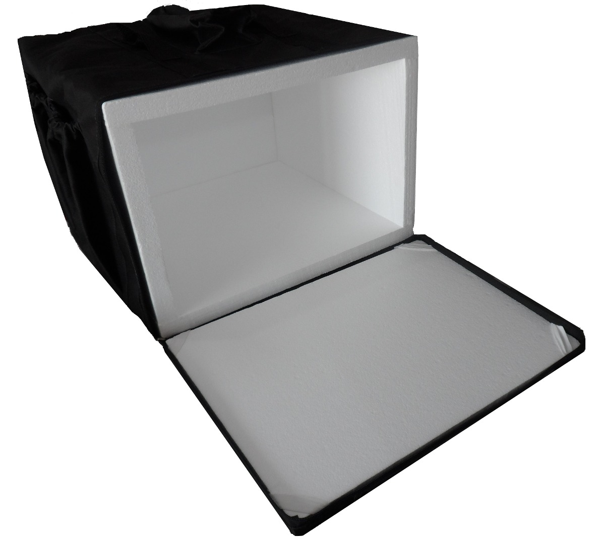 Bolsa Mochila Térmica de Pizza Refrigerante Para Entrega Motoboy Com ou Sem Caixa Térmica 35cm 40cm 44cm 50cm 53cm  - GuerreiroOnline