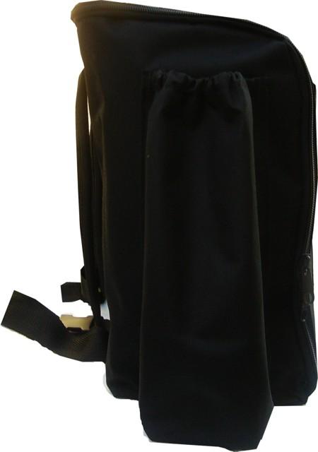Bolsa Mochila Vertical para Motoboy Entrega de 8 10 12 ou14 Marmitex Alumínio N° 8 ou 9  - GuerreiroOnline
