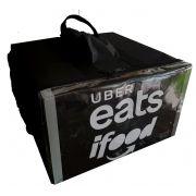 Mochila Ifood Uber Eats James Bag Bolsa para Motoboy Entregador