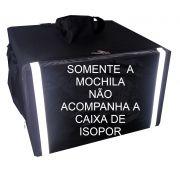 Mochila 12 ou 20 Marmitex  para Reposição - Não acompanha caixa de isopor ou módulos