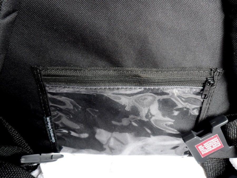 Bolsa Mochila Para Entrega De 12 Marmitex Isopor Redonda N°8/9 Iso12  - GuerreiroOnline