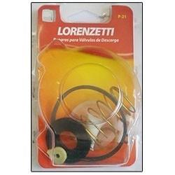 Reparo Válvula De Descarga P21 E P21p Lorenzetti 5220-a