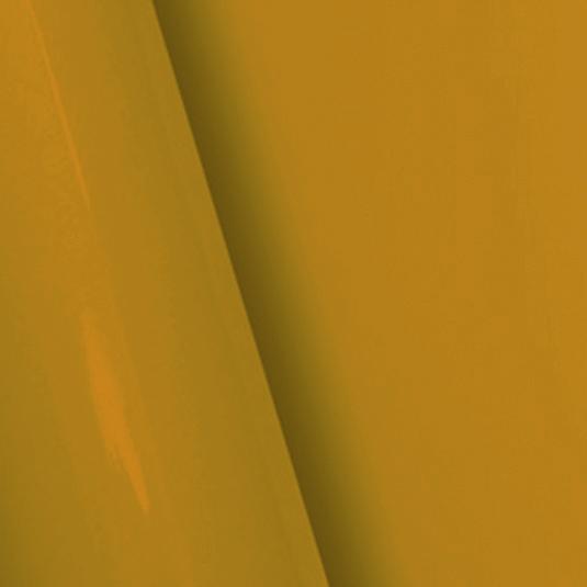 Adesivo Brilhante Amarelo Escuro  - TaColado