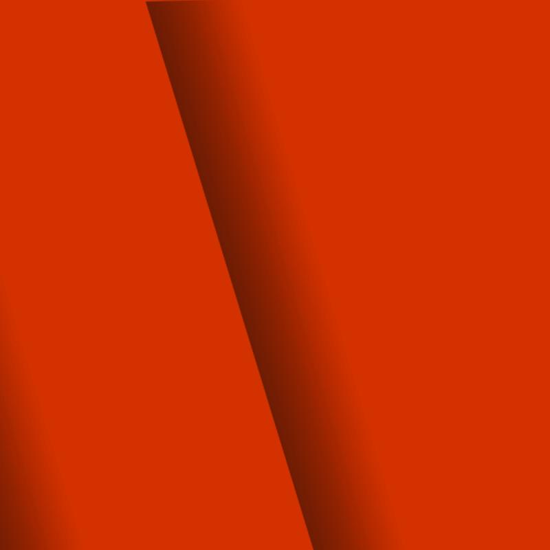 Adesivo Oracal 651 - 047 Orange Red  - TaColado