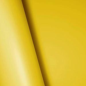 Retalho Fosco Amarelo  - TaColado