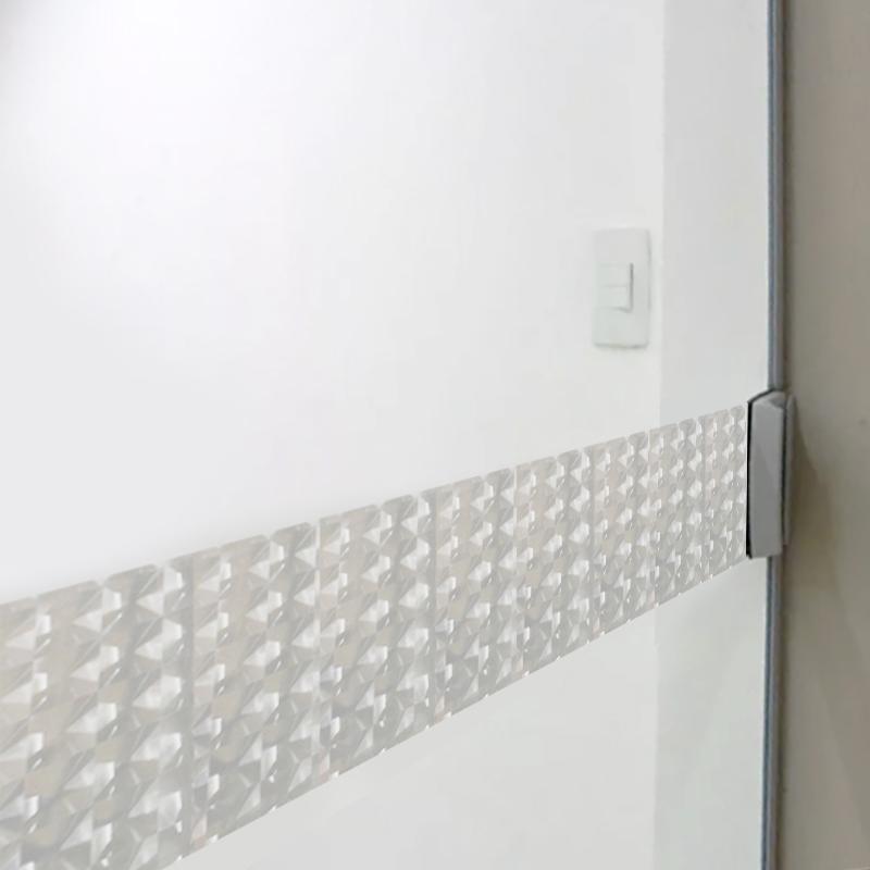 Faixa Jateada Para Vidro 3D  - TaColado