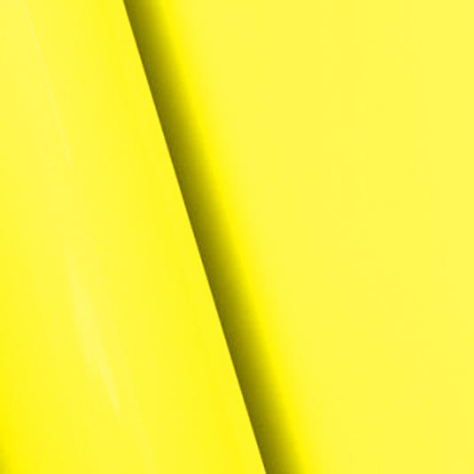 Retalho Alto Brilho Amarelo Lemom