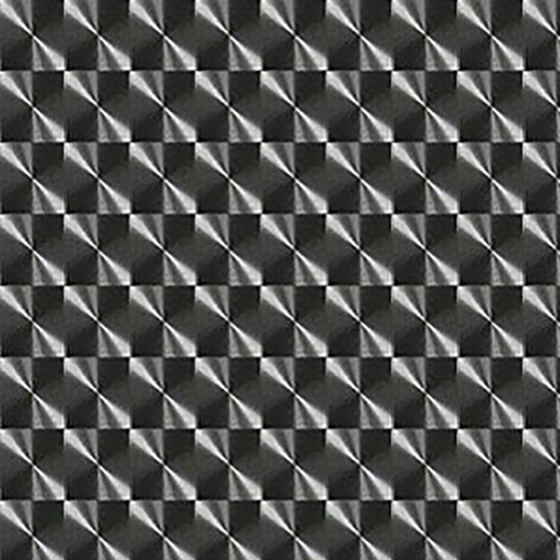 Retalho Dimension Preto  - TaColado