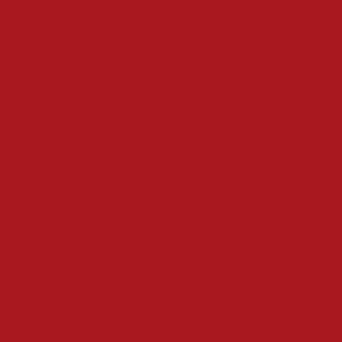 Adesivo Vermelho Imperial Brilhante - 1,22 x 1,00m  - TaColado