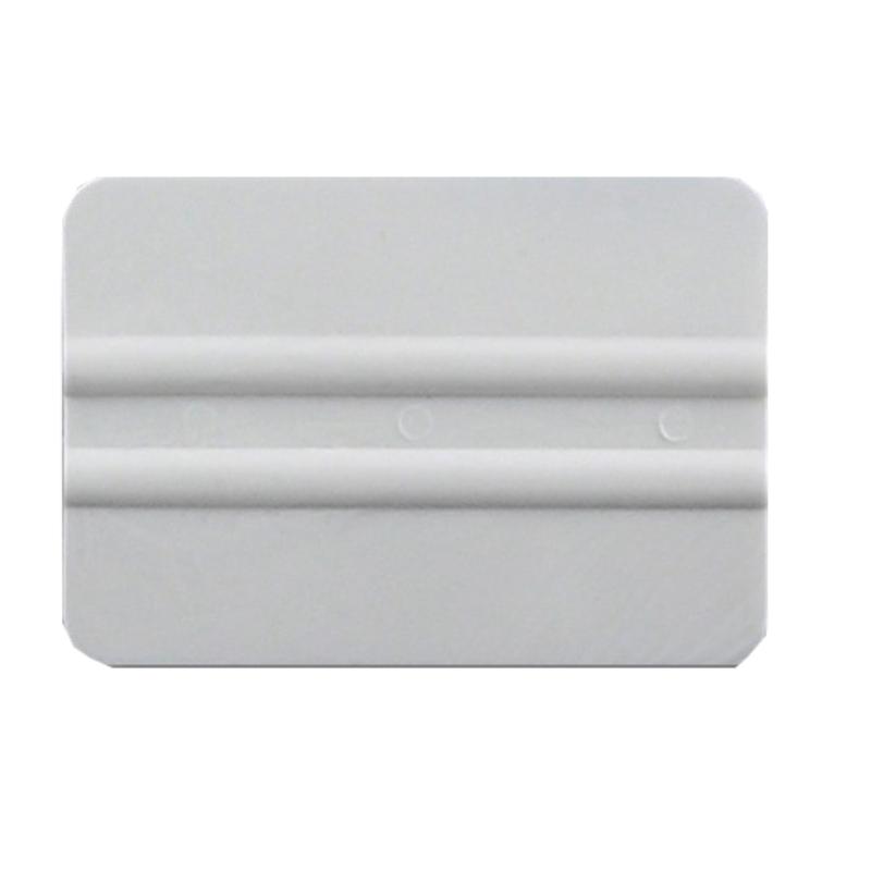 Espátula Branca para Aplicação de Adesivos