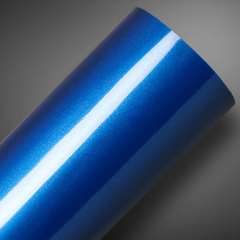 Adesivo Alltak Ultra Gloss Blue Metallic  - TaColado