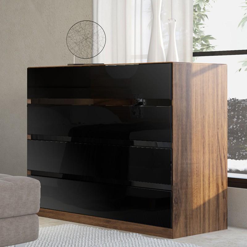 Adesivo Alltak Ultra Gloss Black Piano Preto