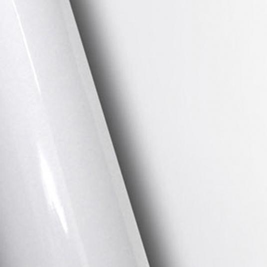 Adesivo Alto Brilho Branco  - TaColado
