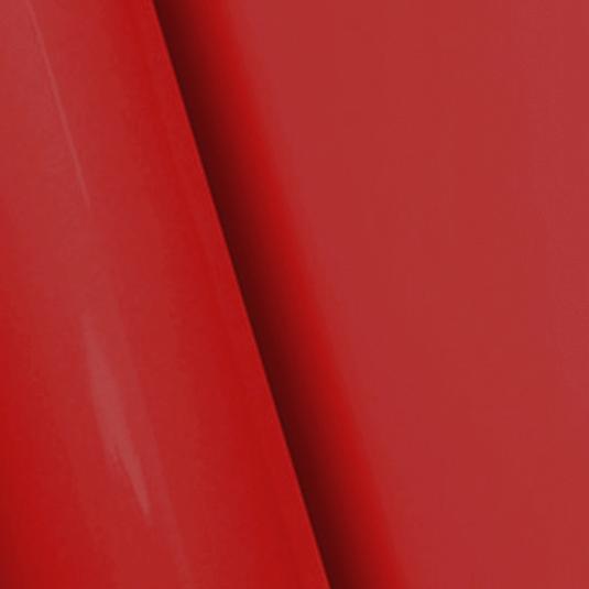 Adesivo Brilhante Vermelho Intenso  - TaColado