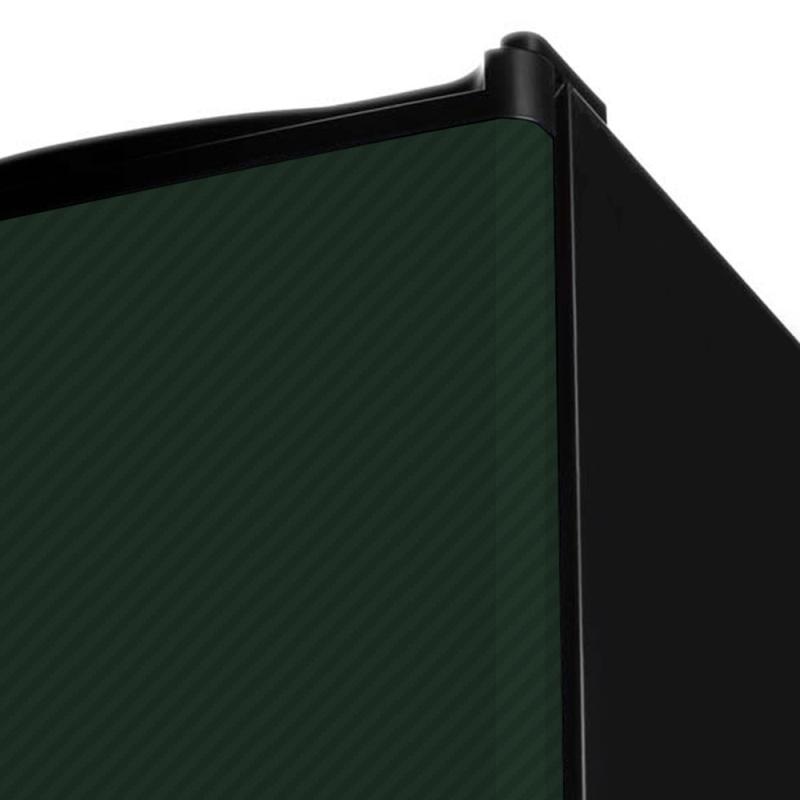 Adesivo Fibra de Carbono Verde