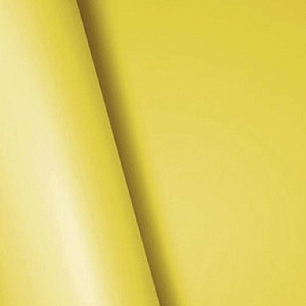 Adesivo Fosco Amarelo Claro  - TaColado