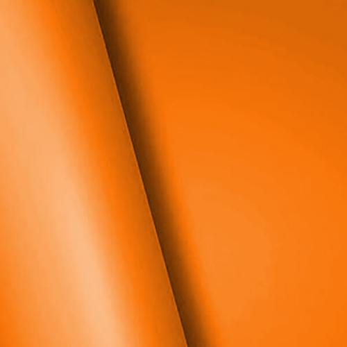 Adesivo Fosco Laranja  - TaColado