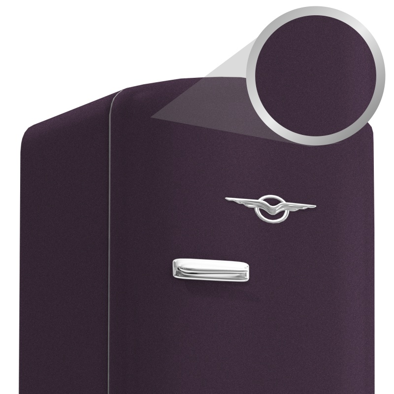 Adesivo Alltak Jateado Purple Metallic