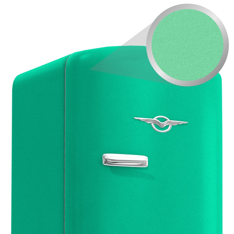 Adesivo Jateado Verde Água