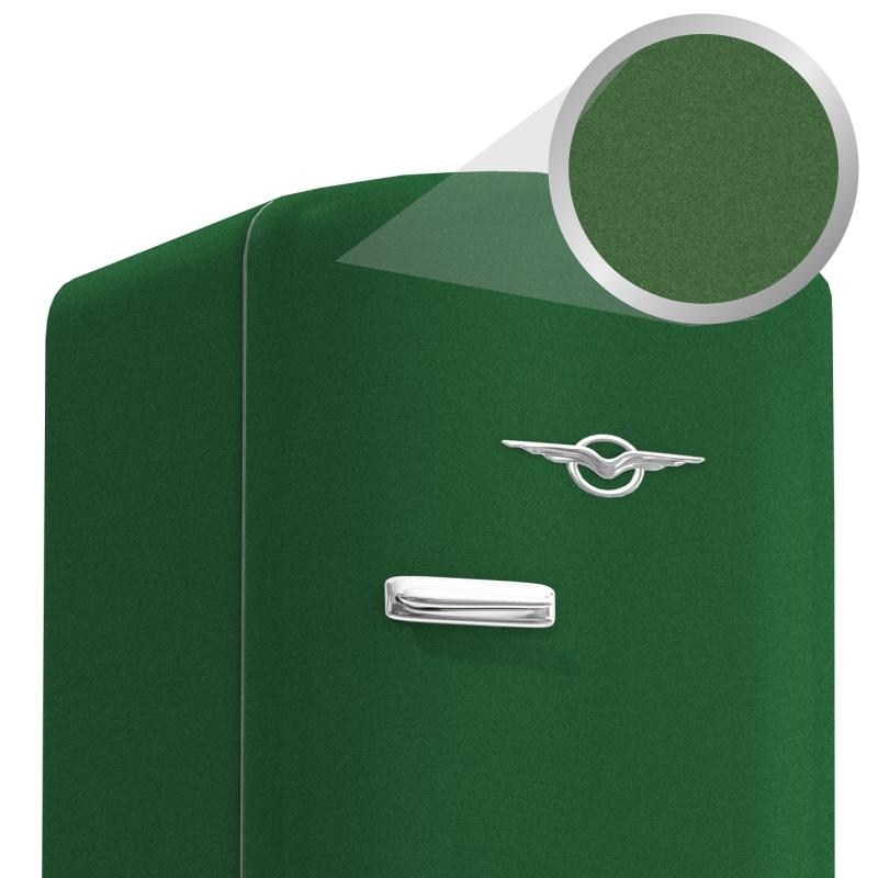 Adesivo Alltak Jateado Green Metallic