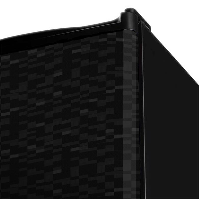 Adesivo Pixel Preto