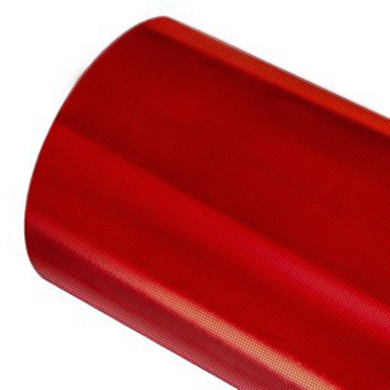 Refletivo 3M GTPA Grau Técnico Prismático Avançado Vermelho