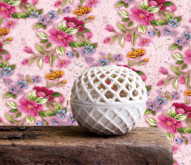 Adesivo Decorativo Flower 11  - TaColado