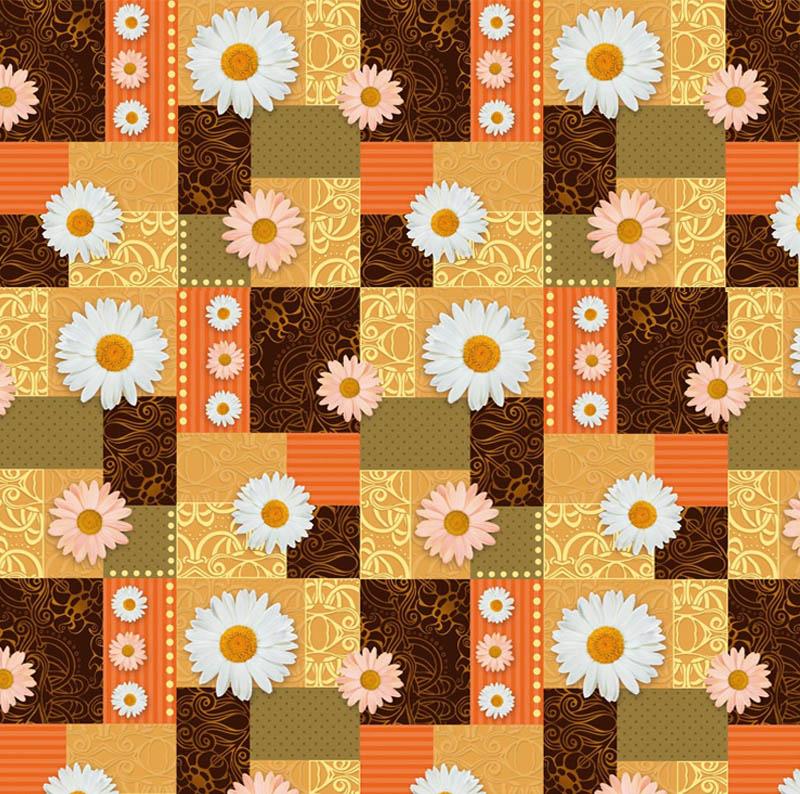 Adesivo Decorativo Flower 12  - TaColado